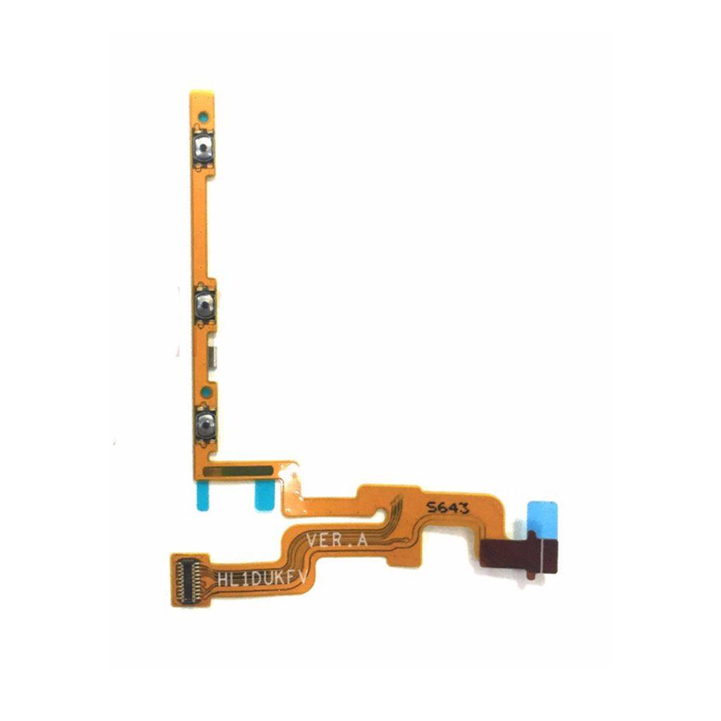 Honor 8 PRO zapínací tlačítko volume flex ovládání hlasitosti