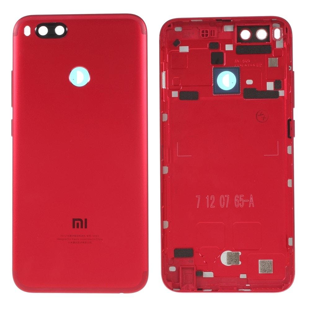 Xiaomi Mi A1 zadní kryt baterie červený
