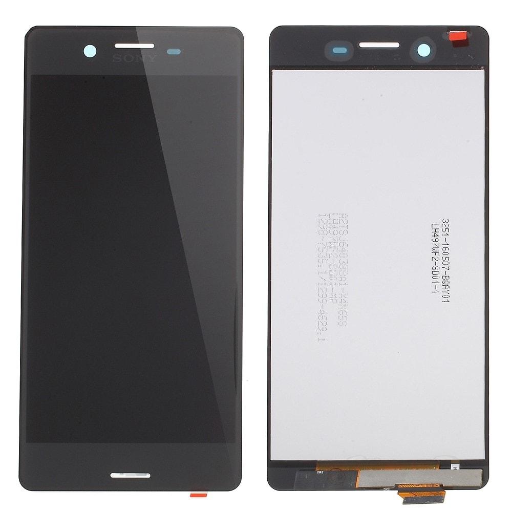 Sony Xperia X LCD displej dotykové sklo černé F5121