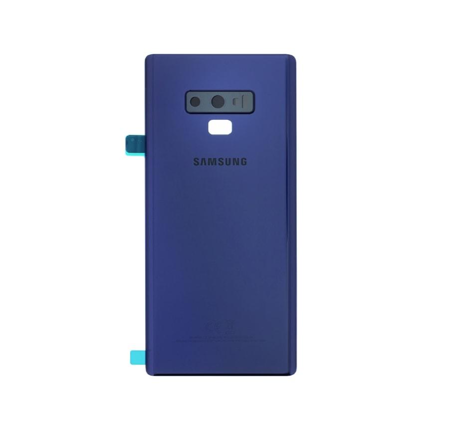 Samsung Galaxy Note 9 zadní kryt baterie modrý N960 originál (Service Pack)