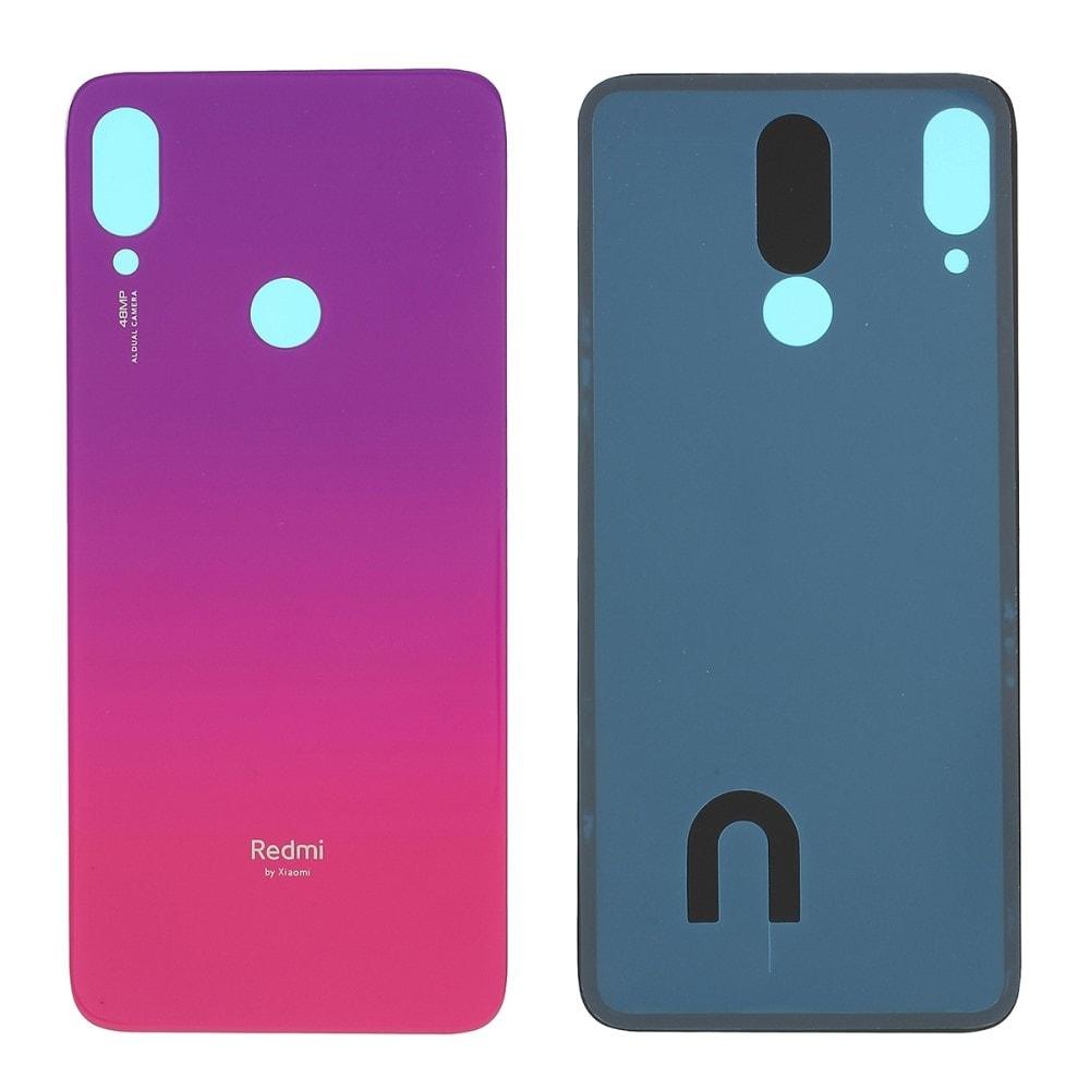 Xiaomi Redmi Note 7 zadní kryt baterie fialovo růžový