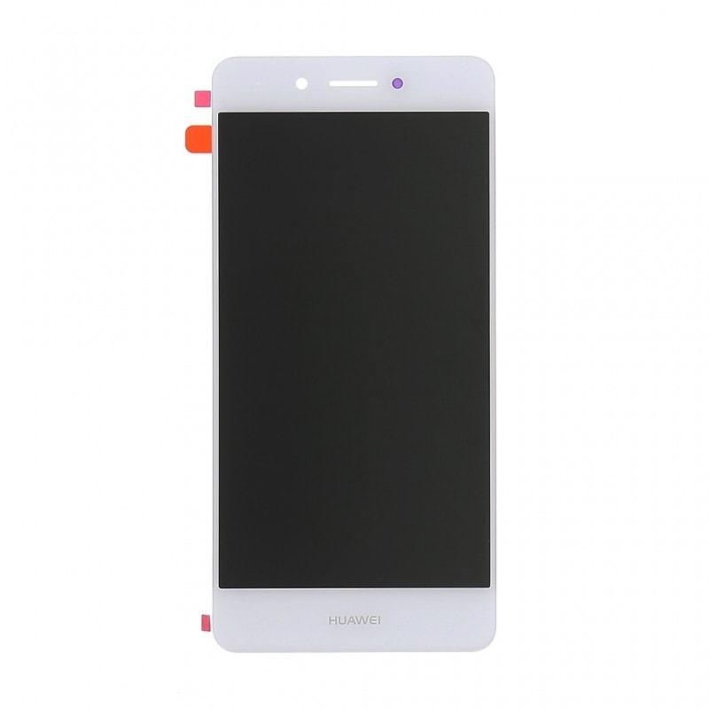 Huawei Nova Smart LCD displej dotykové sklo bílé