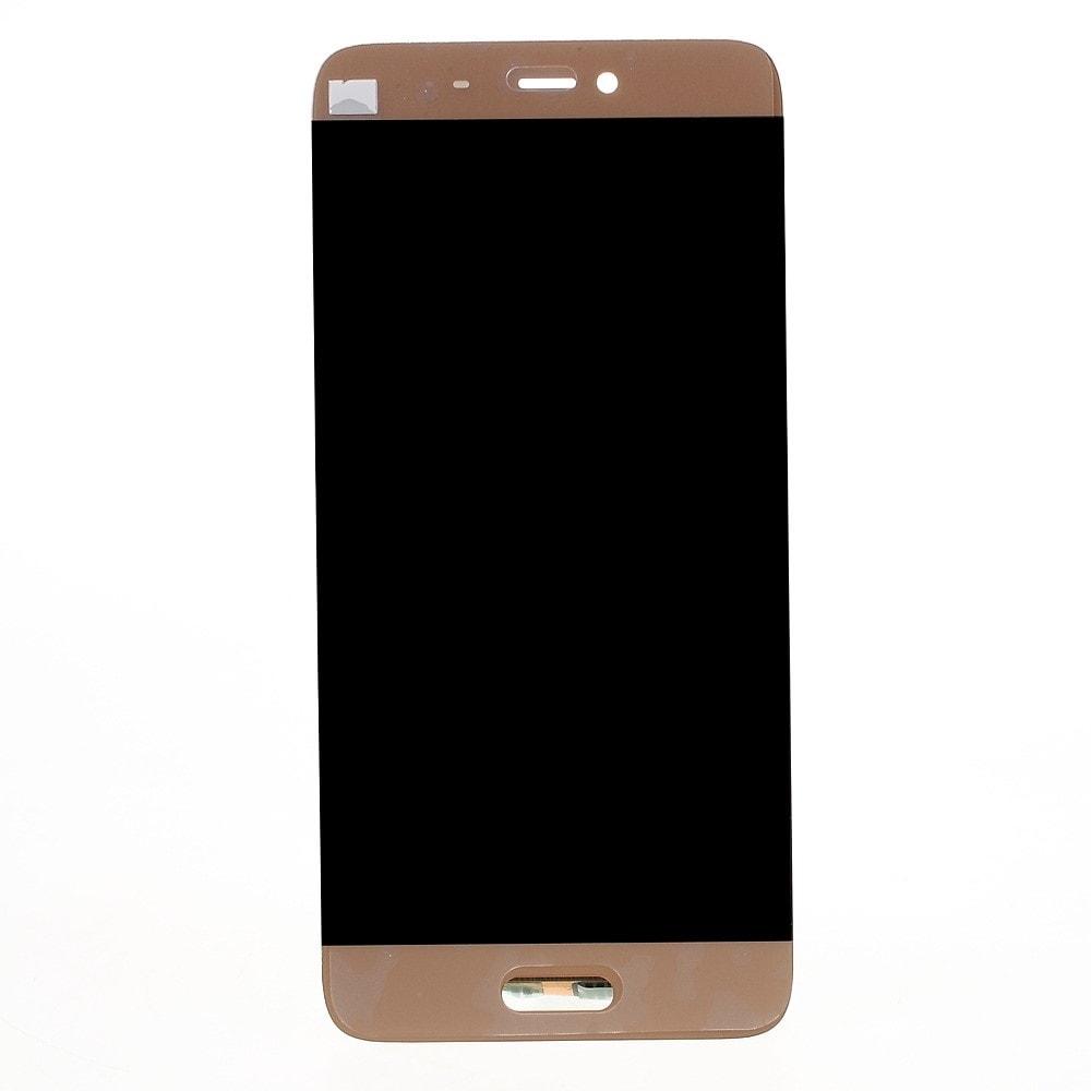 Xiaomi Mi5 LCD displej zlatý dotykové sklo komplet