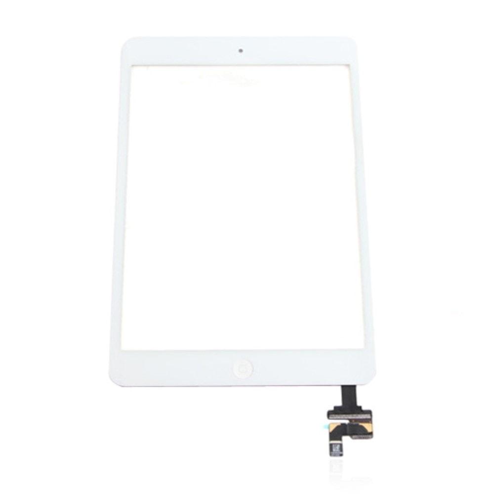 Apple iPad mini 1 2 dotykové sklo OEM bílé IC čip