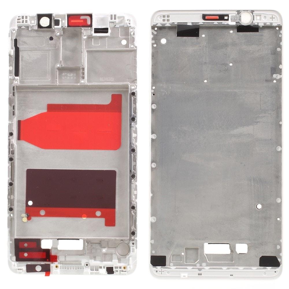 Huawei Mate 9 LCD rámeček bílý středový telefonu