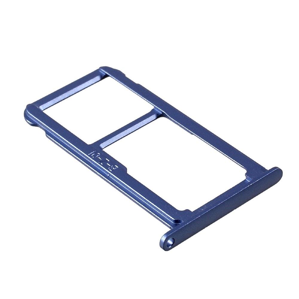 Huawei P10 šuplík na SIM kartu držák SD modrý