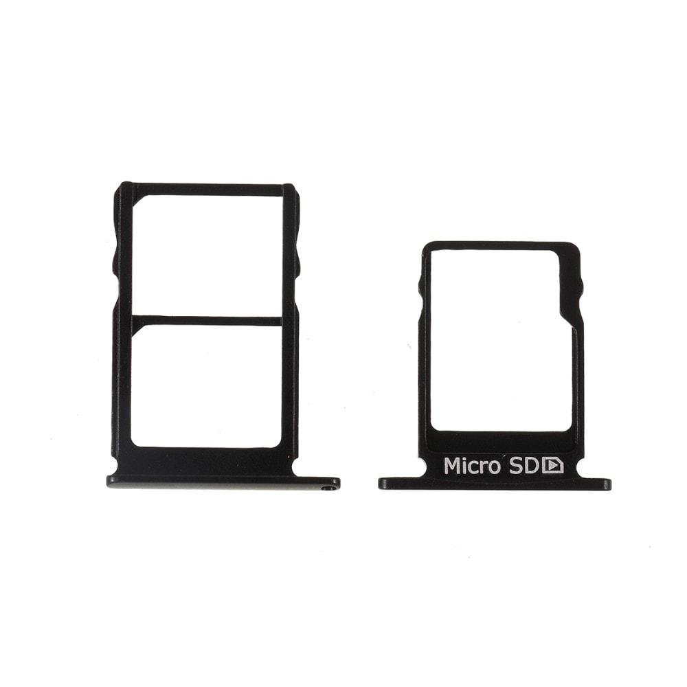 Nokia 5 šuplík na dual SIM SD kartu černý