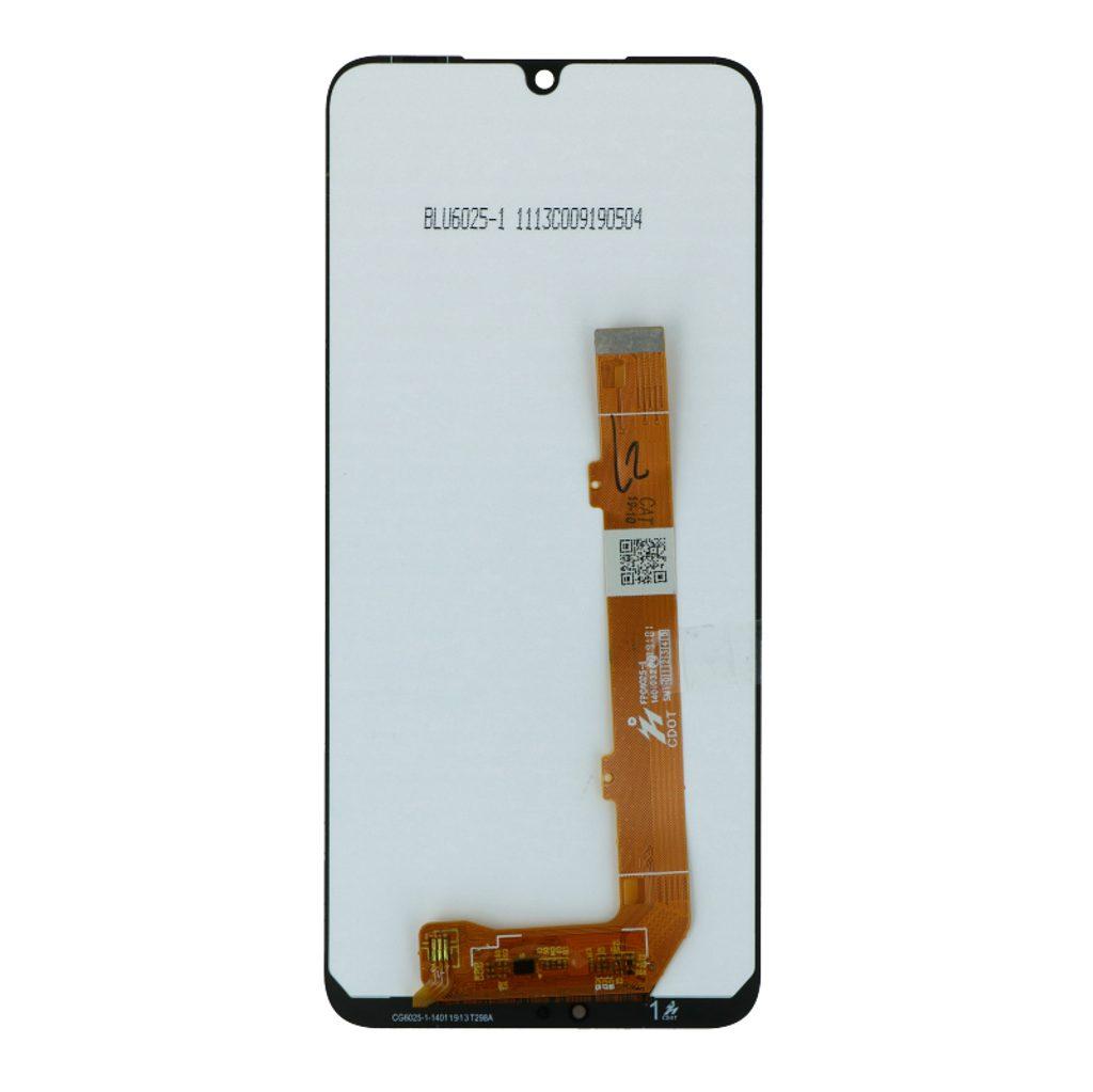 Vodafone Smart V10 VFD730 LCD displej dotykové sklo černé komplet přední panel