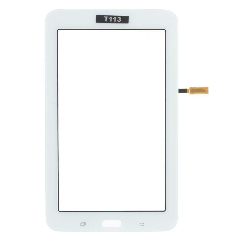 Samsung Galaxy Tab 3 Lite VE Dotykové sklo bílé 7.0 Wifi T113