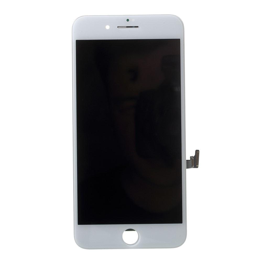 Apple iPhone 8 / SE (2020) LCD displej original dotykové sklo přední panel bílá repasovaný