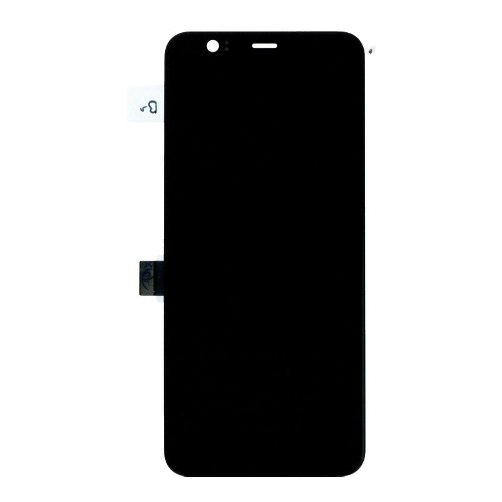 Google Pixel 4 LCD displej dotykové sklo černé