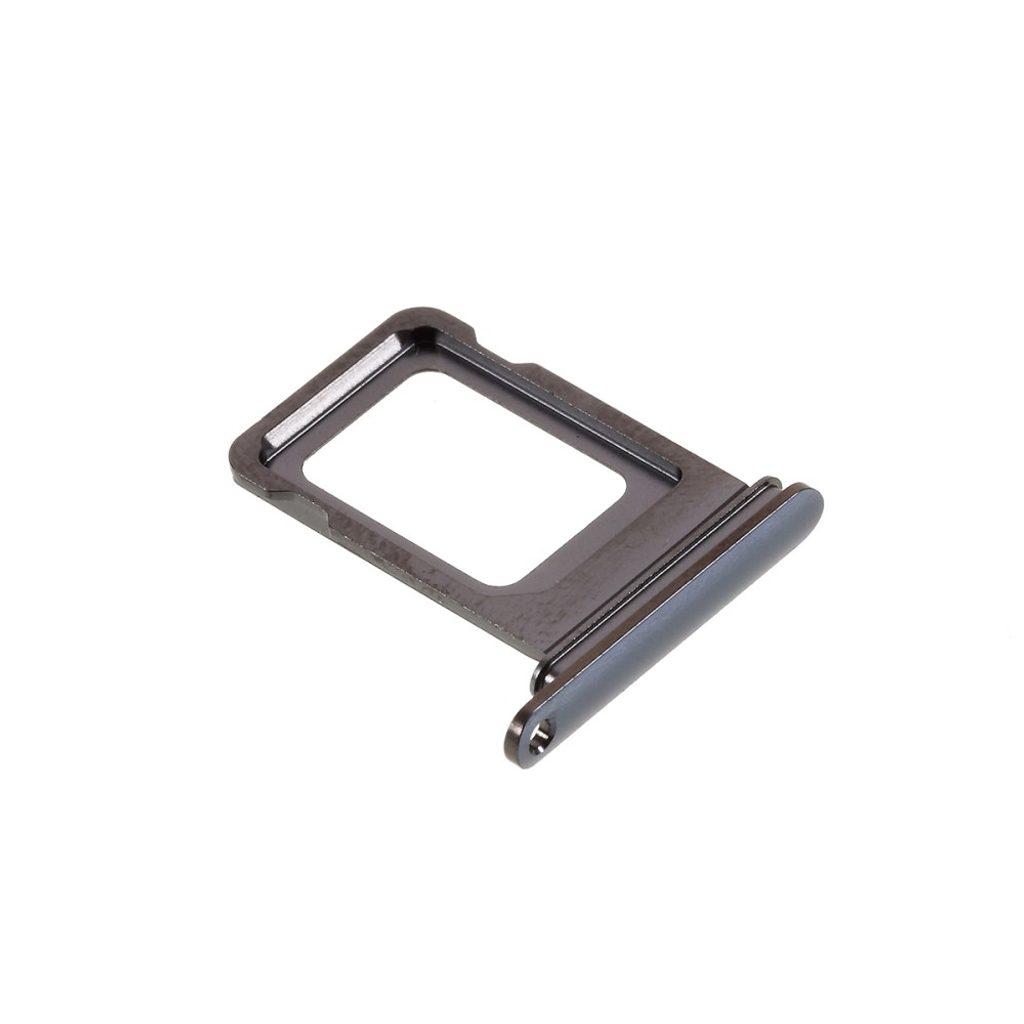 Apple iPhone 11 PRO / Pro MAX šuplík na SIM šedý