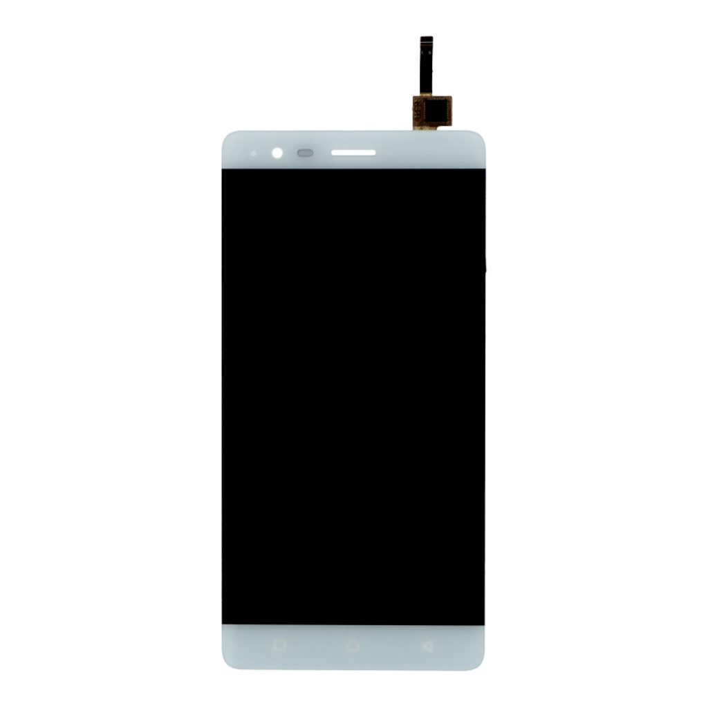 Lenovo K5 Note LCD displej dotykové sklo bílý