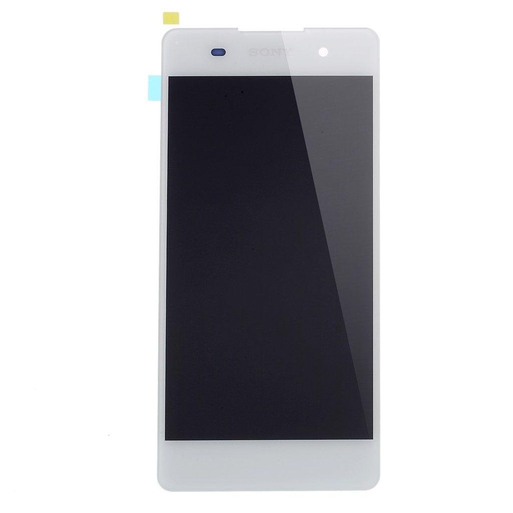 Sony Xperia E5 LCD displej dotykové sklo komplet přední panel bílý