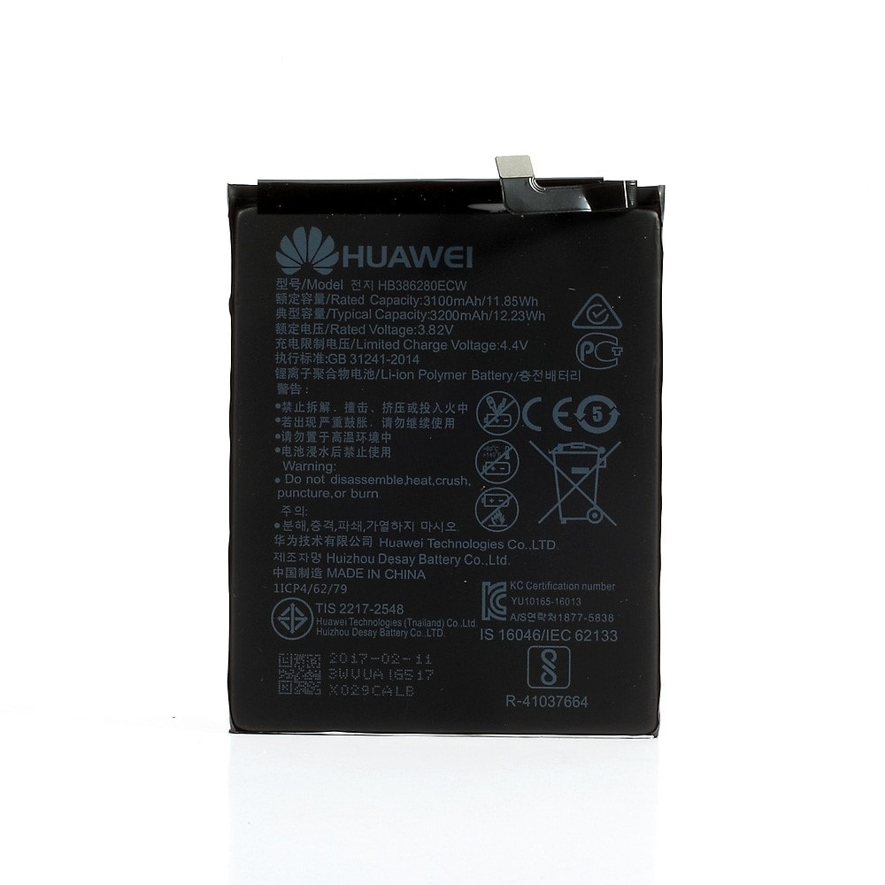 Huawei P10 / Honor 9 Baterie HB386280ECW