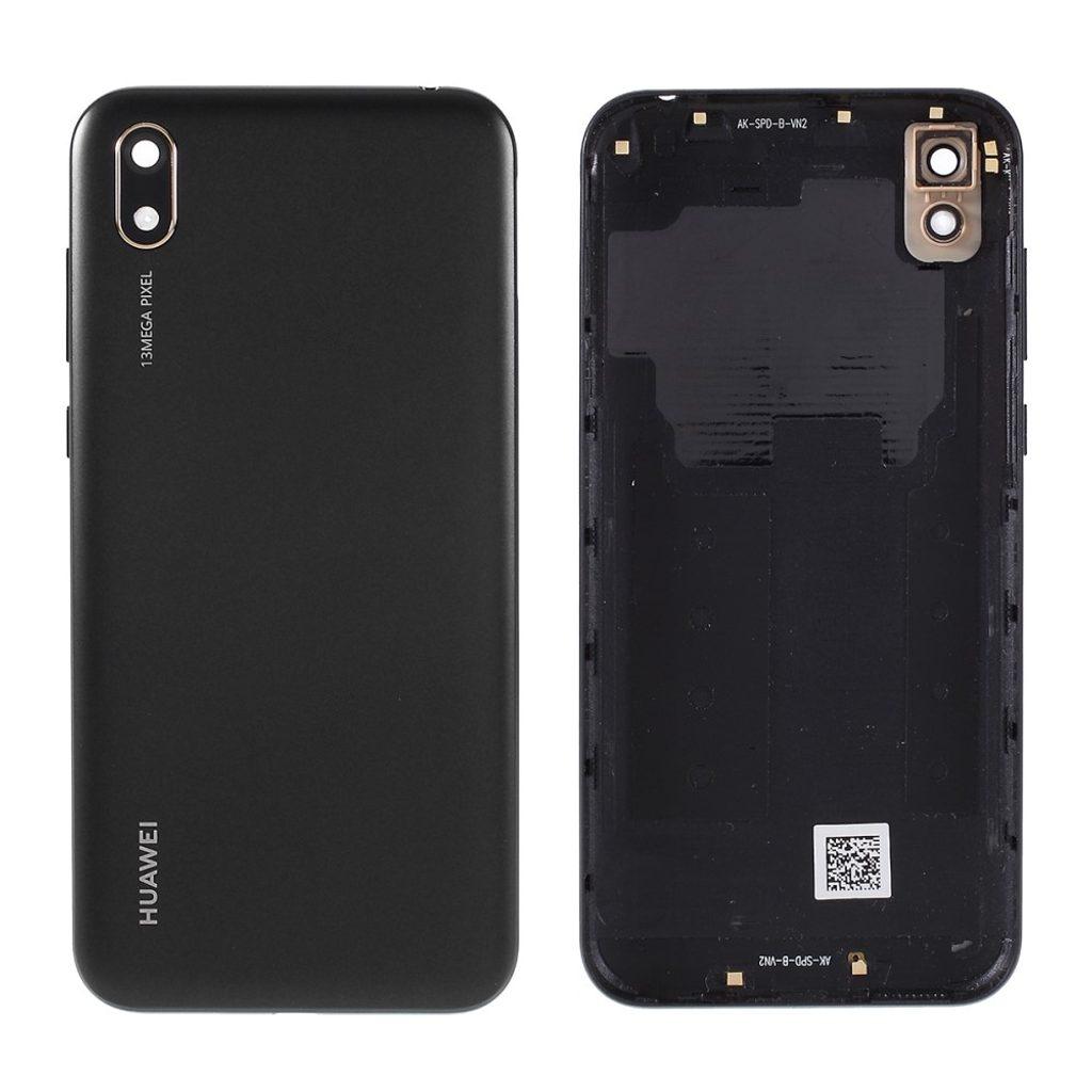 Huawei Y5 2019 Zadní kryt baterie černý AMN-LX9 AMN-LX1 AMN-LX2 AMN-LX3