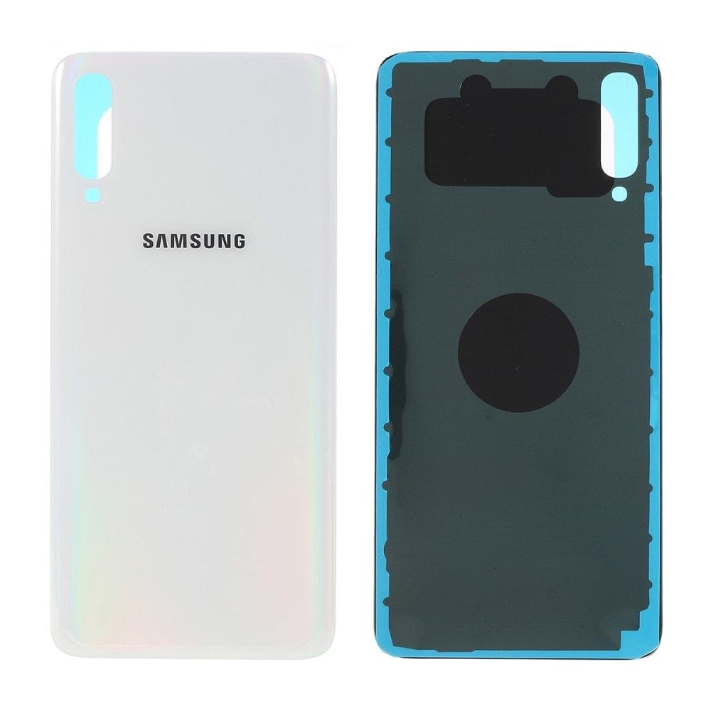 Samsung Galaxy A70 zadní kryt baterie bílý A705