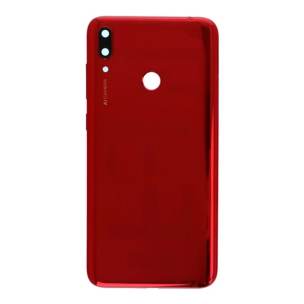 Huawei Y7 2019 / Y7 Prime 2019 zadní kryt baterie červený