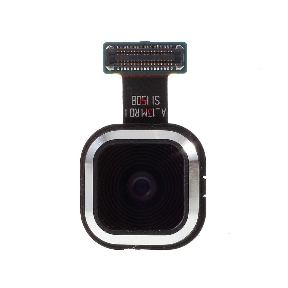 Samsung Galaxy A5 2015 zadní hlavní kamera modul fotoaparátu A500F rámeček černý