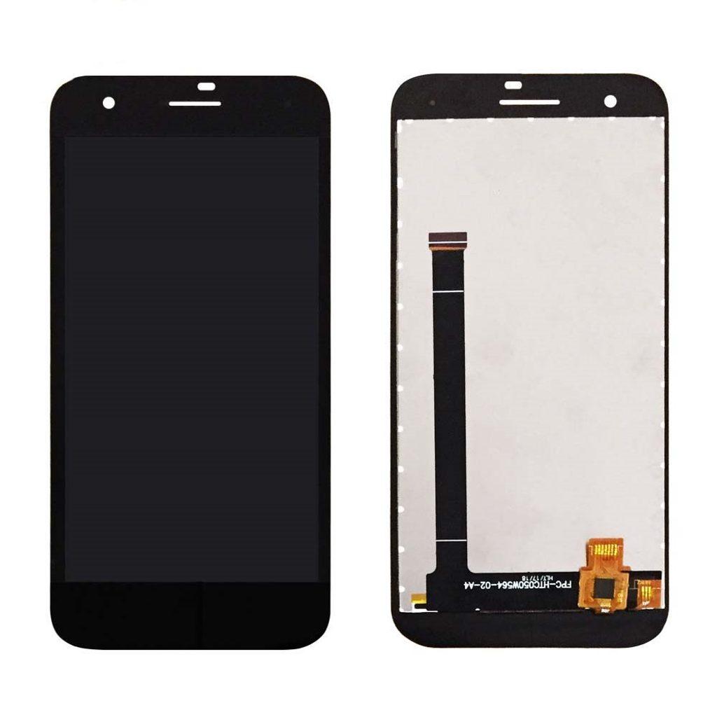 Vodafone Smart E8 LCD displej dotykové sklo komplet přední panel VFD510