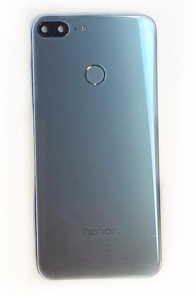 Honor 9 Lite kryt baterie originální zánovní šedý včetně senzoru otisku prstu (LLD-L31)