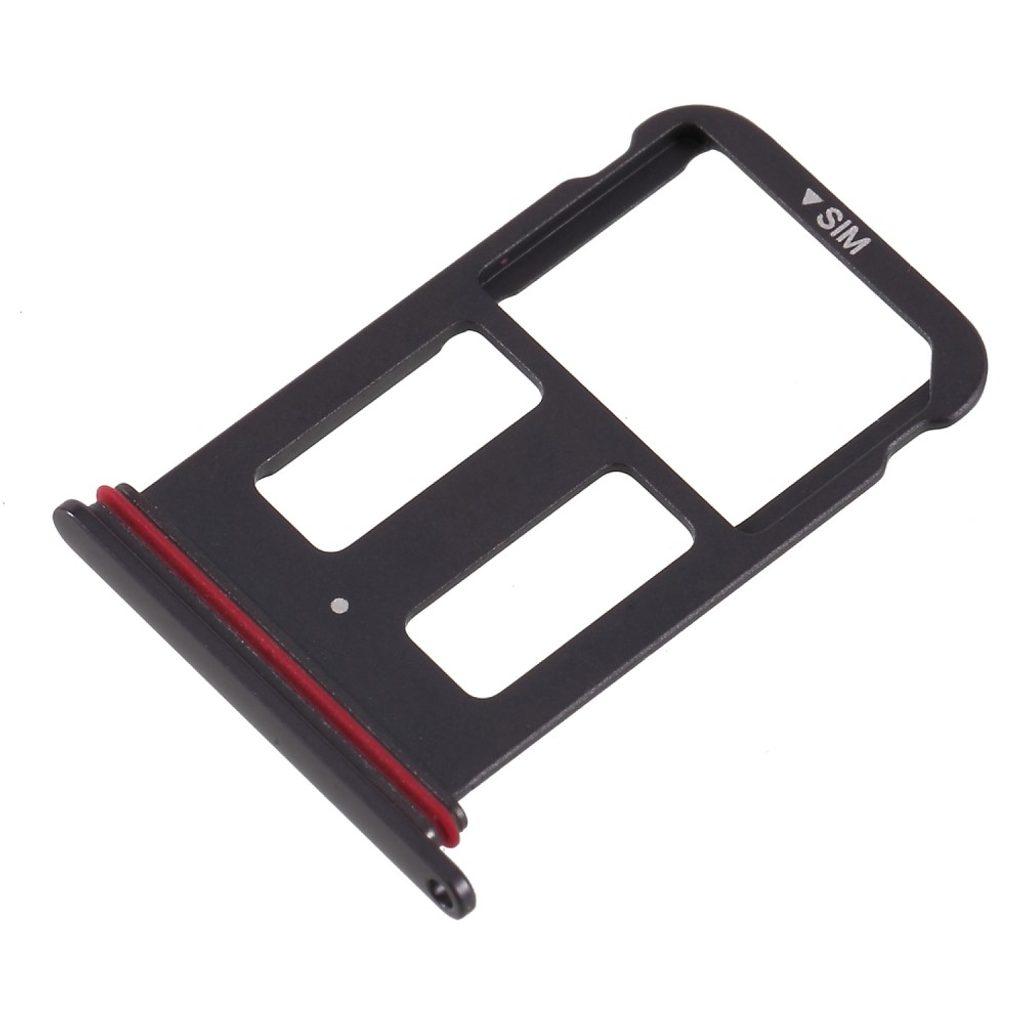Huawei Mate 10 PRO šuplík na SINGLE SIM kartu černý