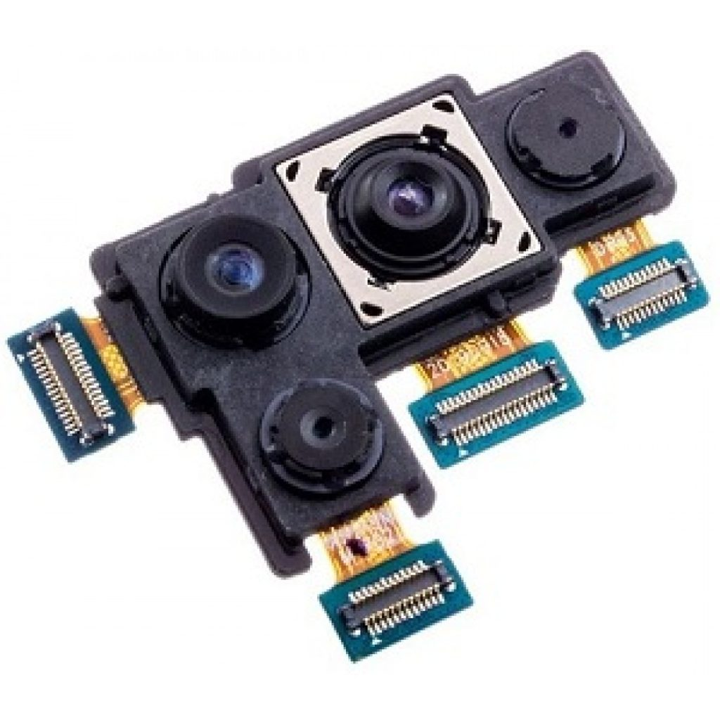 Samsung Galaxy A51 modul zadní hlavní kamera fotoaparát A515