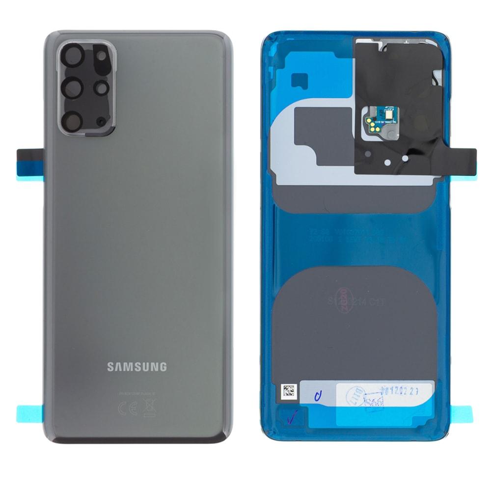 Samsung Galaxy S20+ Zadní kryt baterie Cosmic Gray G985 (Service Pack)