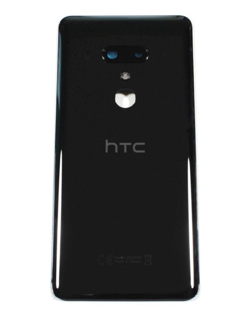 HTC U12+ Plus zadní kryt baterie černý
