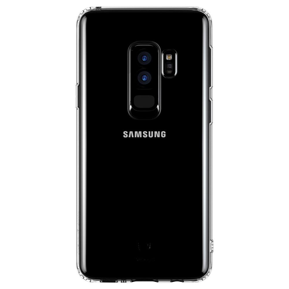 Samsung Galaxy S9+ plus zadní ochranné pouzdro transparentní BASEUS G965