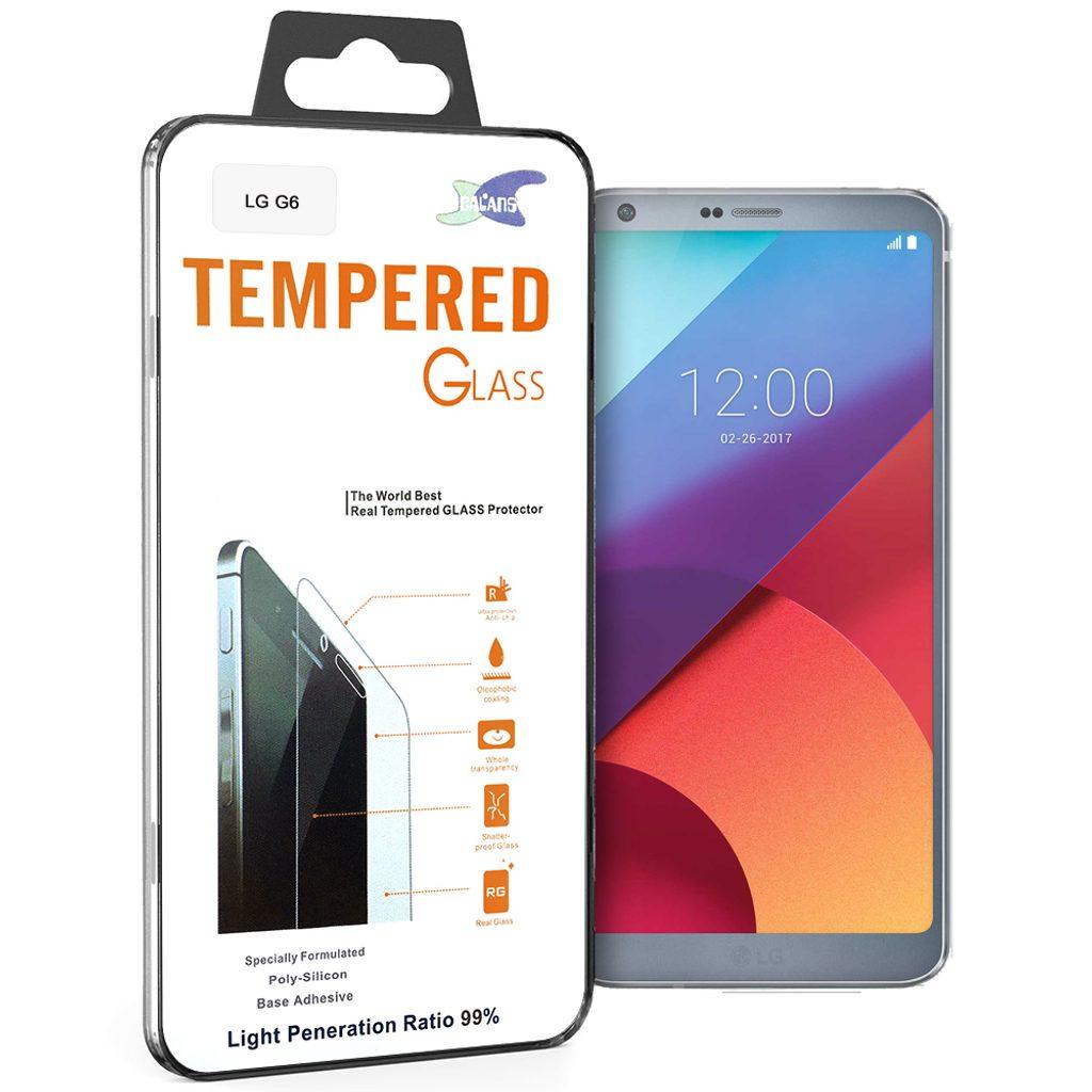 LG G6 Ochranné tvrzené sklo na displej 2,5D 0,3mm