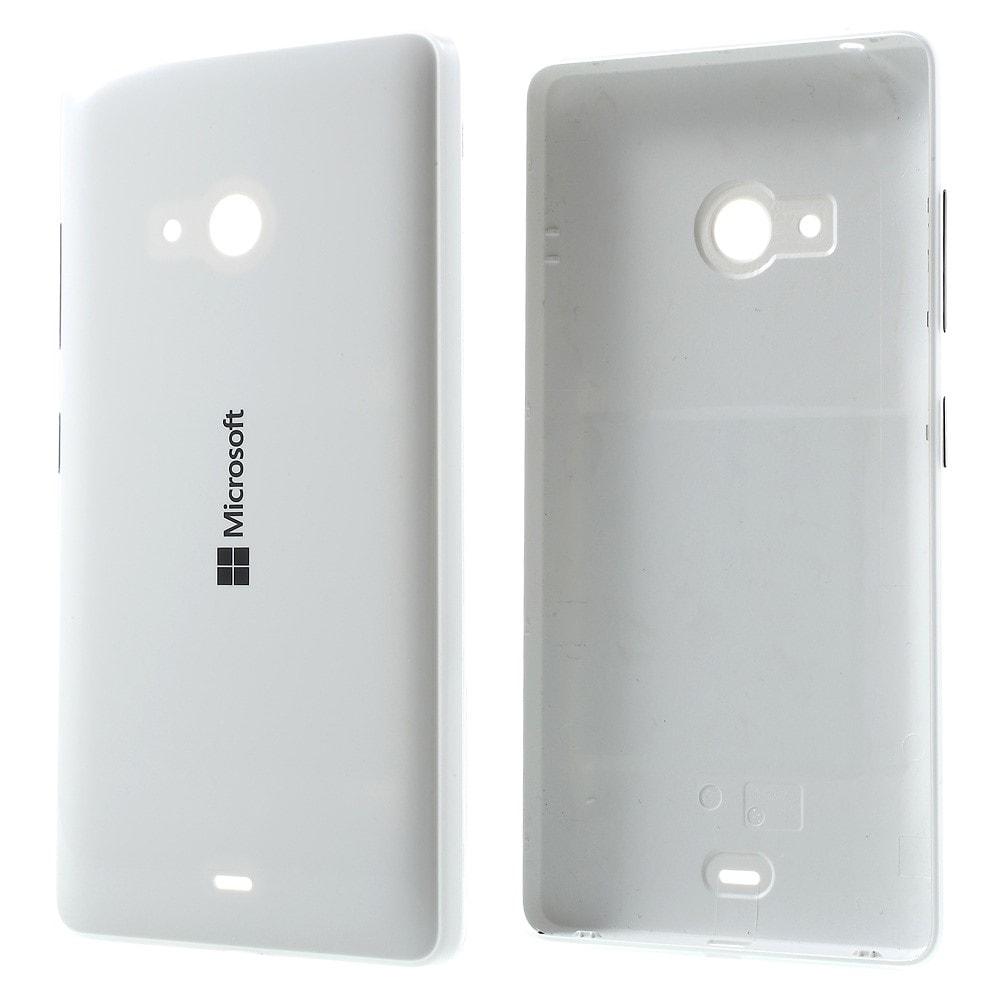 Microsoft Lumia 540 Dual sim Zadní kryt baterie bílý