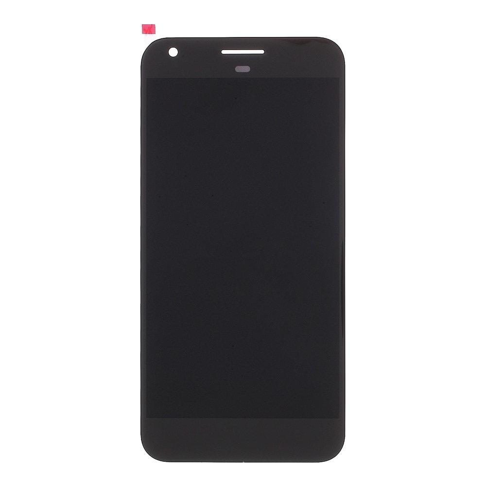 Google Pixel XL LCD displej dotykové sklo komplet přední panel černý