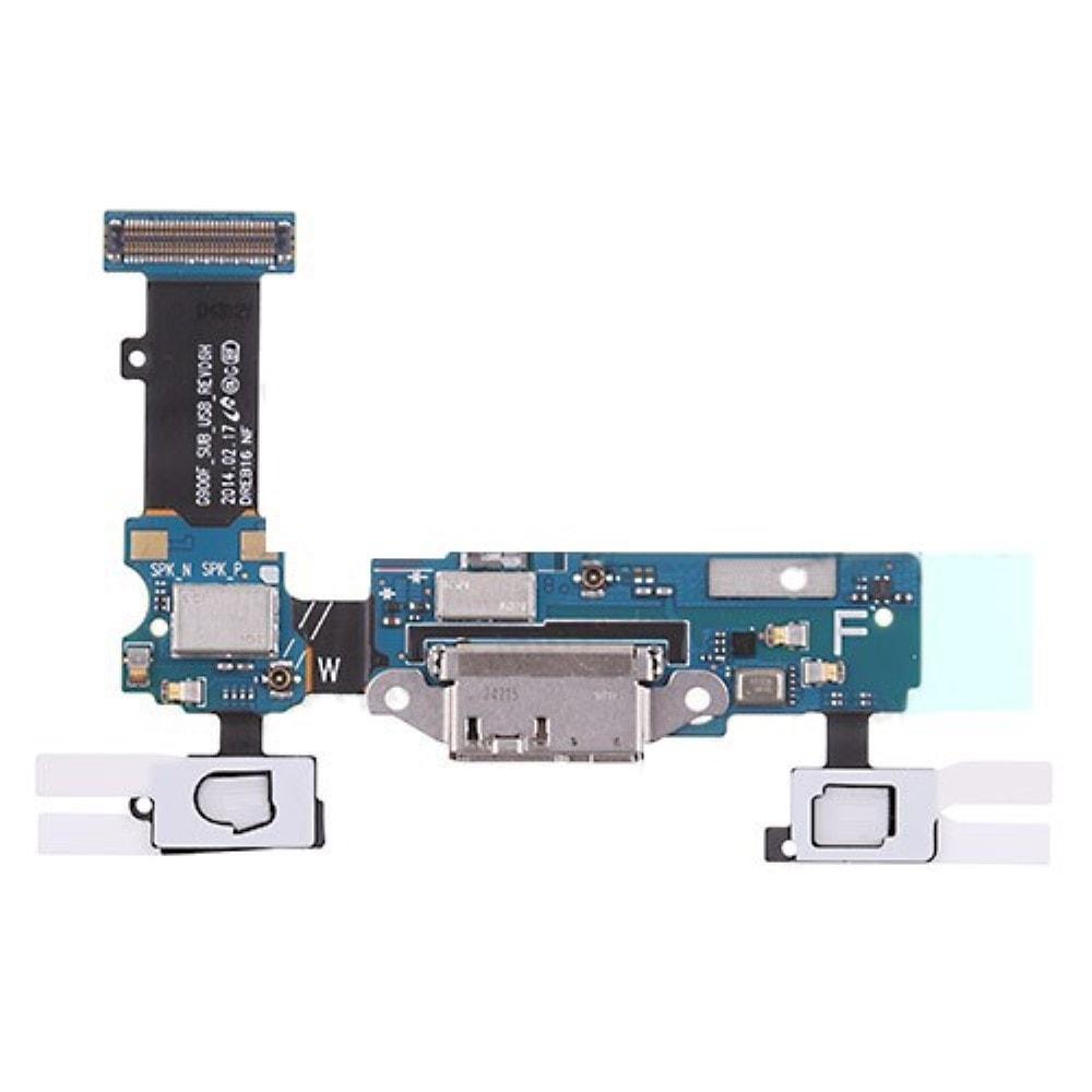 Samsung Galaxy S5 SUB napájecí konektor dock port nabíjení mikrofon  G900F