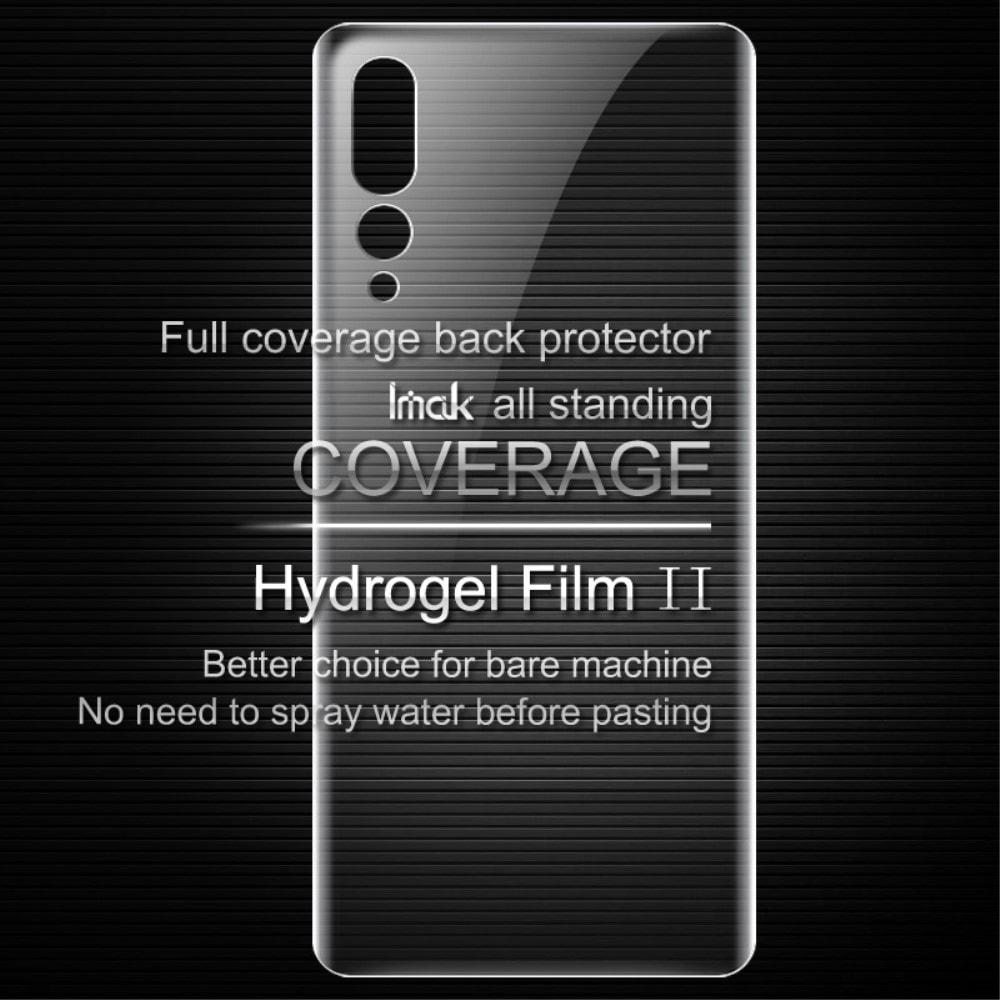 Huawei P20 Pro Ochranná hydrogelová folie na zadní kryt baterie