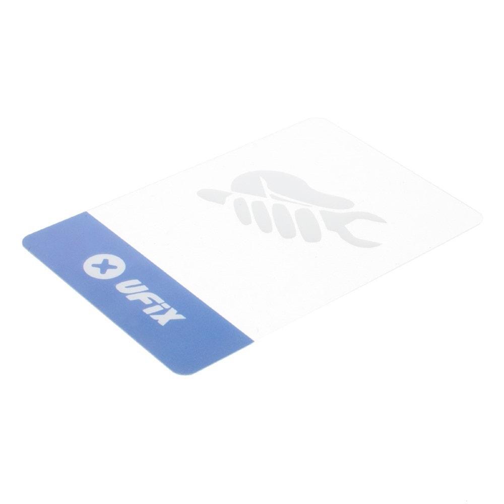 Tenká měkká plastová karta k rozebrání tabletu telefonu