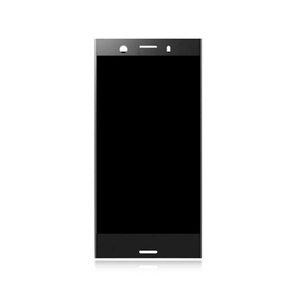 Sony Xperia XZ1 compact LCD displej dotykové sklo černé