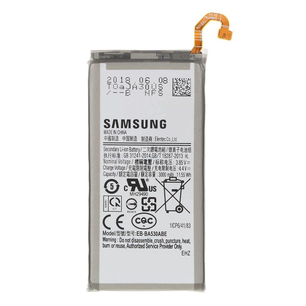 Samsung Galaxy A8 2018 Baterie EB-BA530ABE A530 (Service Pack)