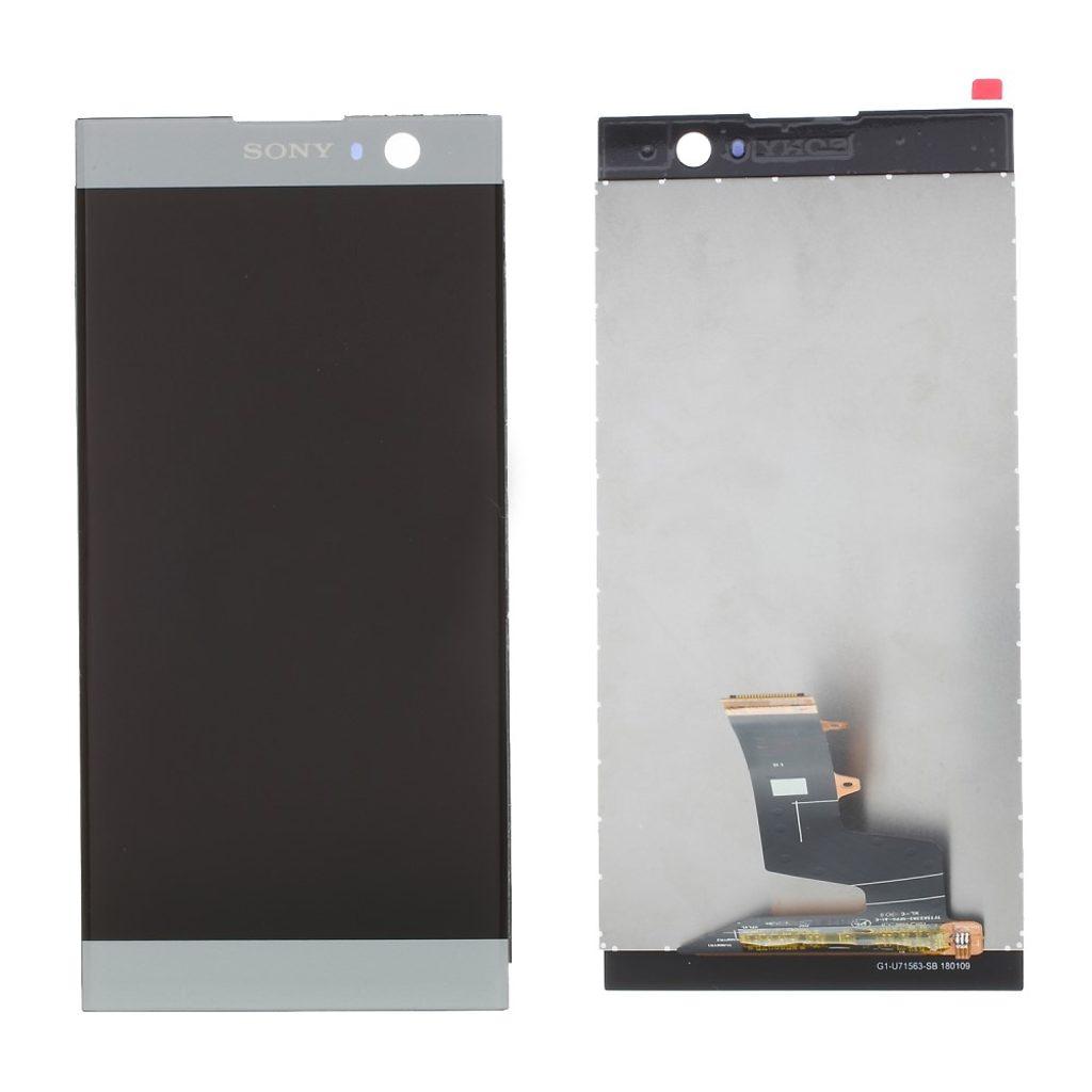 Sony Xperia XA2 LCD displej dotykové sklo komplet přední panel bílý