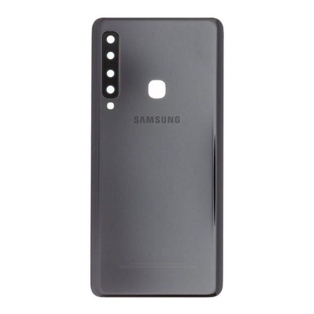 Samsung Galaxy A9 2018 zadní kryt včetně čočky fotoaparátu baterie černý A920 použitý
