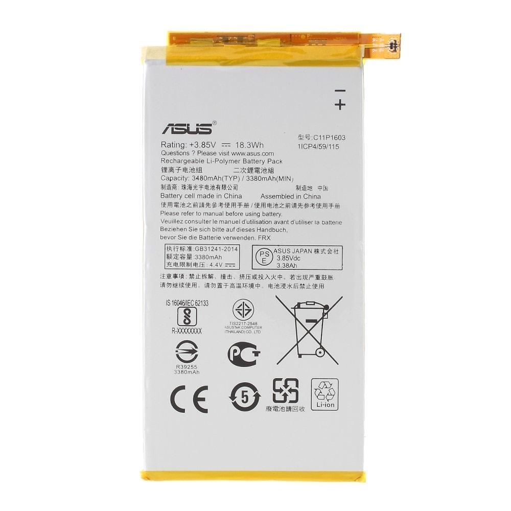Asus baterie C11P1603 pro Zenfone GO 6.9 (ZB690KG)
