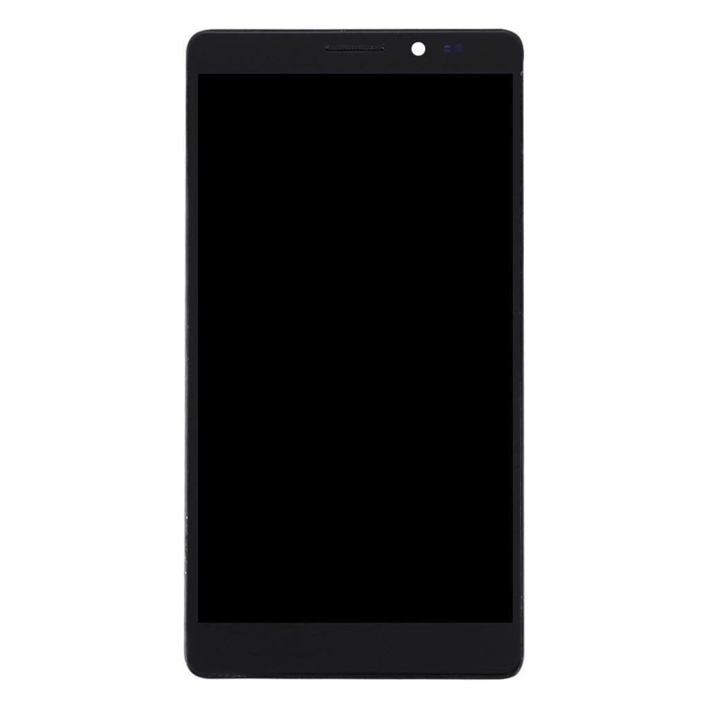 Huawei Mate 8 LCD displej dotykové sklo včetně rámečeku černý