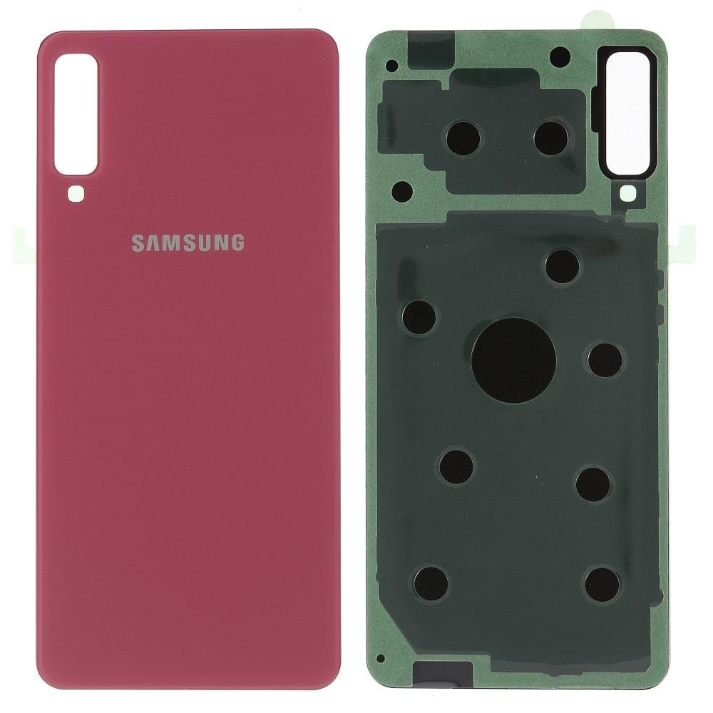 Samsung Galaxy A7 2018 zadní kryt baterie růžový A750
