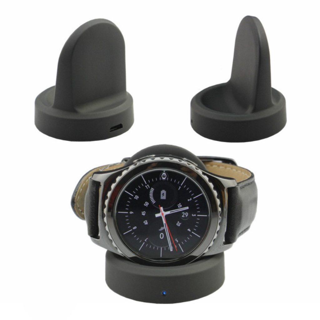 Nabíjecí dock pro Samsung Gear S3 Classic / Frontier / Galaxy Watch