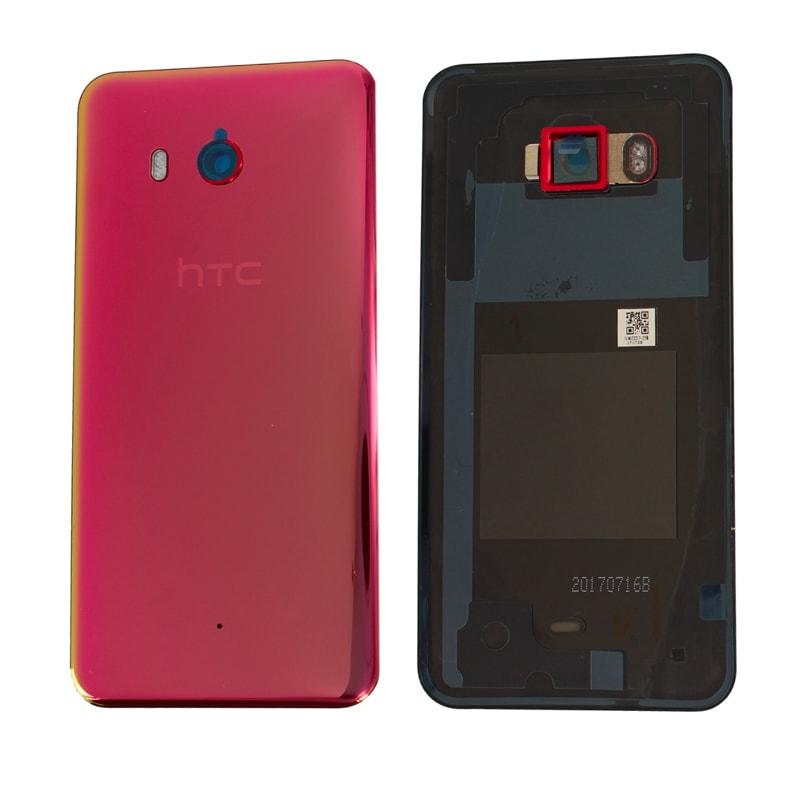 HTC U11 zadní kryt baterie červený