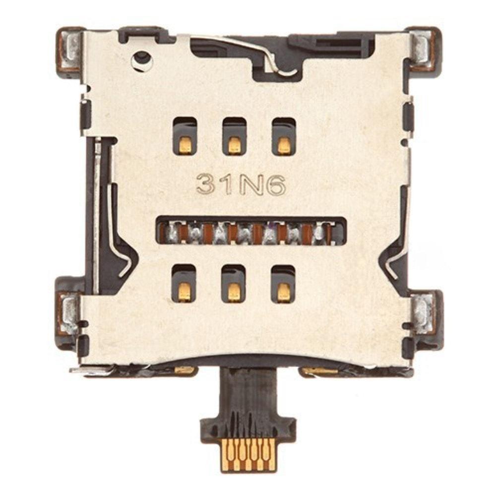 HTC One M7 čtečka SIM karty flex