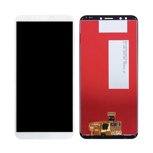 Huawei Y7 Prime (2018) LCD displej dotykové sklo bílé