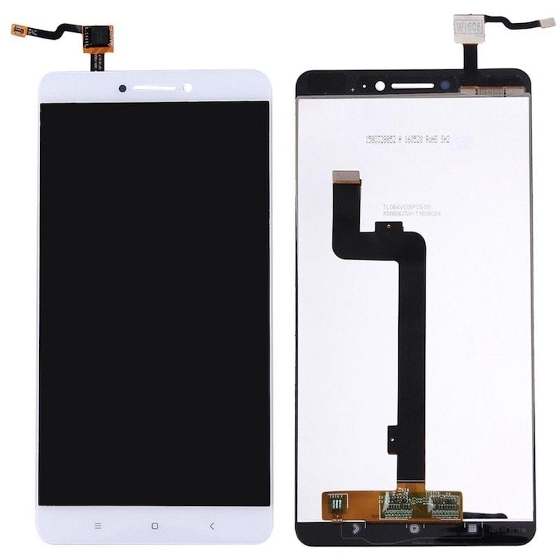 Xiaomi Mi Max LCD displej bílý dotykové sklo komplet