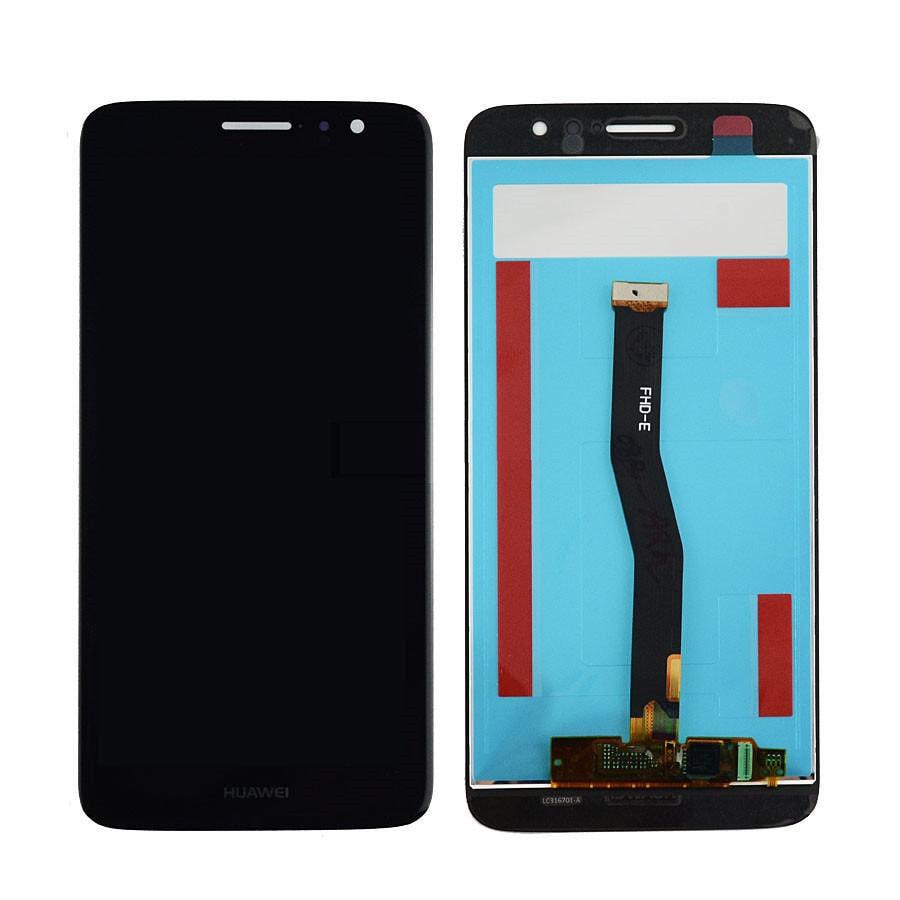 Huawei Nova Plus LCD displej komplet dotykové sklo černé