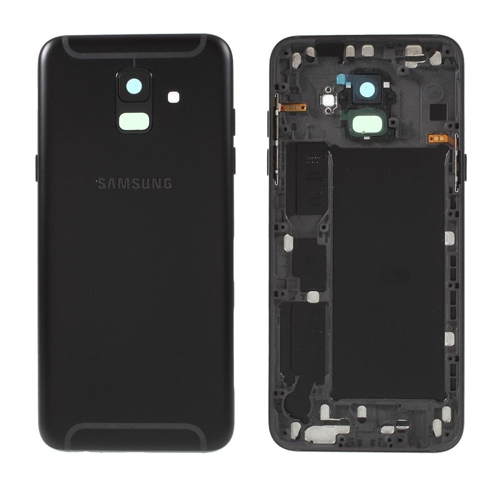 Samsung Galaxy A6 2018 zadní kryt baterie černý A600
